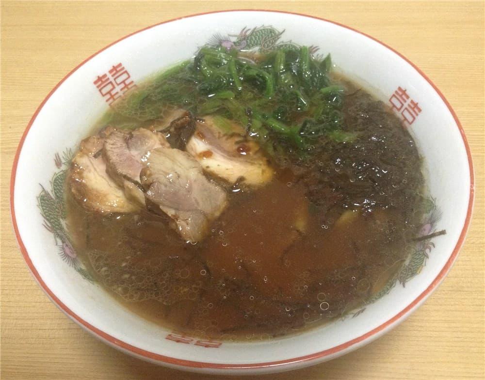 吉村家インスンタント麺実食