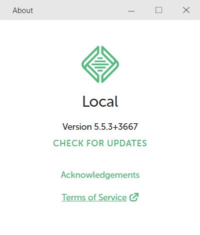 LocalByFlywheelバージョン5_5_3チップ