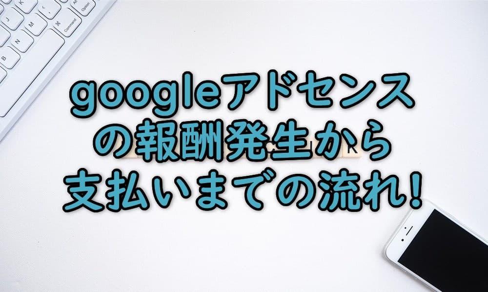 googleアドセンス支払い流れキャッチ画像
